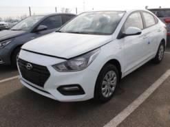 Hyundai SOLARIS 1.4 6MT (100 л.с.) 2WD Active