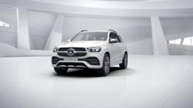 Mercedes-Benz GLE GLE 400 d 4MATIC (330 л. с.) V167 GLE 400 d 4MATIC Sport