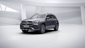 Mercedes-Benz GLE GLE 300 4MATIC GLE 300 d 4MATIC Sport