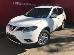 Nissan X-Trail 2.0 CVT (144 л.с.) 4WD SE Яндекс.Авто