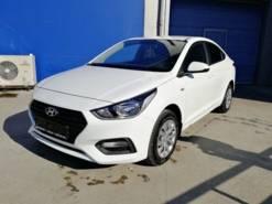Hyundai SOLARIS 1.6 6MT (123 л.с.) 2WD Comfort + Advanced