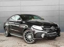 Mercedes-Benz GLE GLE 43 AMG 4MATIC OС купе AMG GLE 43 4MATIC Купе ОС