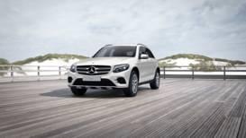 Mercedes-Benz GLC GLC 300 4M GLC 300 4MATIC Sport Plus
