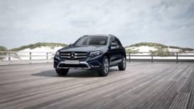Mercedes-Benz GLC GLC 250d 4M GLC 250 4MATIC Premium