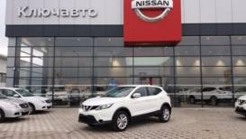 Nissan Qashqai 2.0 CVT (144 л.с.) 2WD SE