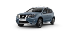 Nissan Terrano 1.6 MT5 (114 л.с.) 2WD Comfort