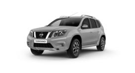 Nissan Terrano 2.0 AT (143 л.с.) 4WD Elegance Plus