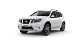 Nissan Terrano 2.0 AT (143 л.с.) 4WD Tekna