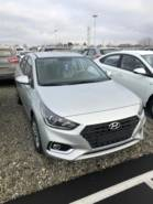 Hyundai SOLARIS 1.6 6AT (123 л.с.) 2WD Comfort + Advanced + Winter
