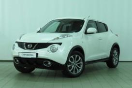 Nissan Juke 2013 г. (Экслюзивный)