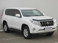 Toyota Land Cruiser Prado 2016 г. (белый)