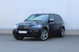 BMW X5 2013 г. (черный)