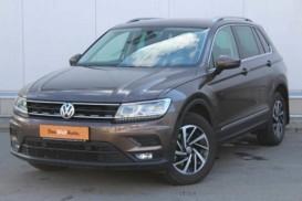 Volkswagen Tiguan 2018 г. (коричневый)