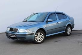 Škoda Octavia 2010 г. (синий)