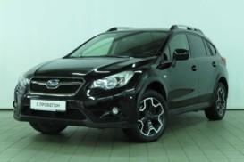 Subaru XV 2012 г. (черный)