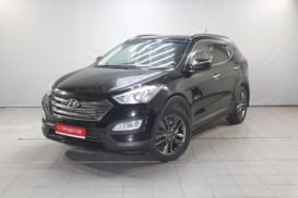 Hyundai Santa FE 2013 г. (черный)