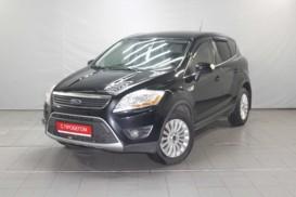 Ford KUGA 2012 г. (черный)