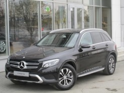 Mercedes-Benz GLC 2016 г. (черный)