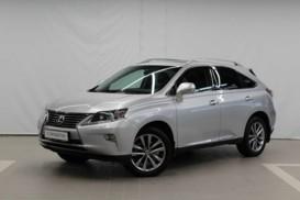 Lexus RX 2013 г. (серебряный)
