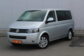 Volkswagen Multivan 2013 г. (серый)