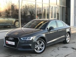 Audi A3 2019 г. (серый)