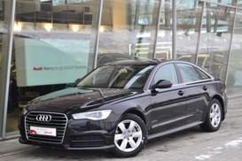 Audi A6 2017 г. (черный)