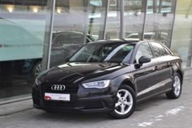 Audi A3 2016 г. (черный)
