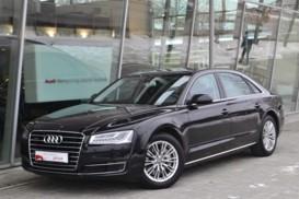 Audi A8 2016 г. (черный)