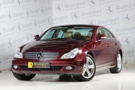 Mercedes-Benz CLS 2006 г. (коричневый)
