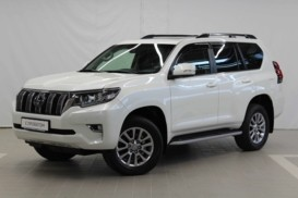 Toyota Land Cruiser Prado 2017 г. (белый)