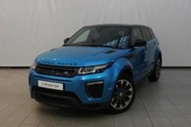 Land Rover Range Rover Evoque 2017 г. (голубой)
