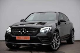 Mercedes-Benz  GLC AMG 2017 г. (черный)