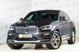 BMW X4 2018 г. (серый)