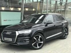 Audi Q7 2016 г. (черный)