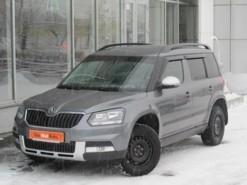 Škoda Yeti 2017 г. (серый)