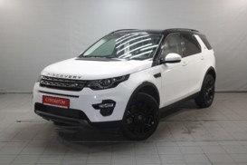 Land Rover Discovery Sport 2015 г. (белый)