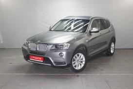 BMW X3 2013 г. (серый)