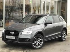 Audi Q5 2016 г. (серый)