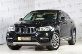 BMW X6 2014 г. (черный)