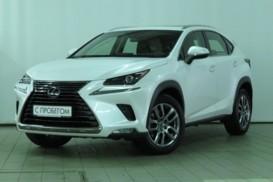 Lexus NX 2018 г. (белый)