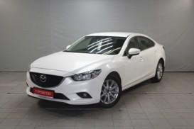 Mazda 6 2016 г. (белый)