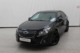 Chevrolet Cruze 2013 г. (черный)