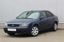 Ford Mondeo 2001 г. (синий)