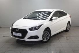 Hyundai i40 2016 г. (белый)