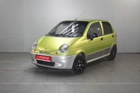 Daewoo Matiz 2014 г. (зеленый)