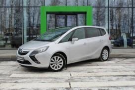 Opel Zafira 2013 г. (серый)