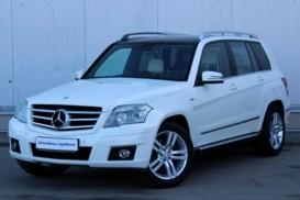 Mercedes-Benz GLK 2008 г. (белый)