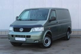 Volkswagen Transporter 2007 г. (зеленый)