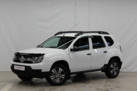 Renault Duster 2018 г. (белый)
