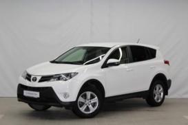 Toyota RAV4 2012 г. (белый)